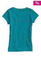 BURTON Womens Her Logo S/S T-Shirt shorebreak