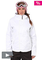 BURTON Womens Jet Set Jacket 2012 bright white