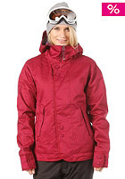 BURTON Womens Jet Set Jacket 2012 garnet