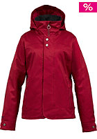 BURTON Womens Jet Set Jacket cerise