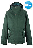 BURTON Womens Jet Set Snow Jacket pineneedle