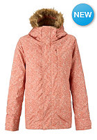 BURTON Womens Juliet Jacket coraline awolflower