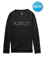 BURTON Womens Lightweight Crew Sweat true black