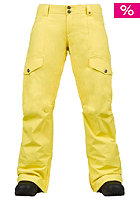 BURTON Womens Lucky Snow Pant citronella