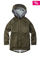 BURTON Womens Lyra Jacket olive night