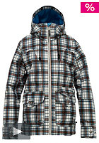 BURTON Womens Method Jacket 2012 canvas gypsy plaid