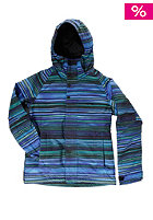 BURTON Womens Method Jacket cornflwr hi tide stp