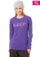 BURTON Womens Midweight Shirt 2013 moonraker