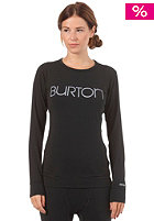 BURTON Womens Midweight Shirt 2013 true black