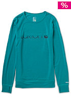BURTON Womens Midwight Crew Shirt jade