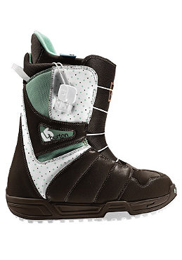 BURTON Womens Mint Boot 2010 brown/white/mint