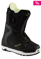 BURTON Womens Mint Boot 2013 black/white