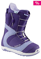 BURTON Womens Mint Boot 2013 purple/white