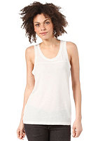 BURTON Womens Morton Knit Tank Top VANILLA ICE