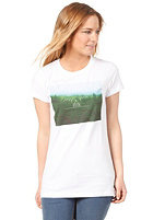 BURTON Womens Native S/S T-Shirt STOUT WHITE