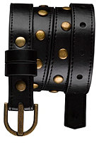 BURTON Womens New Brunswik Belt true black