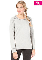 BURTON Womens Nordic Crew Sweat heather grey