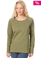 BURTON Womens Nordic Crew Sweat heather weeds