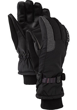 BURTON Womens Pele Under Glove 2012 true black