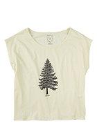 BURTON Womens Pine S/S T-Shirt vanilla