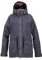 BURTON Womens Prowess Jacket steel blue
