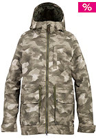 Womens Prowess Snow Jacket spirit camo