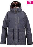 BURTON Womens Prowess Snow Jacket steel blue