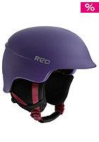 BURTON Womens RED Aletta Helmet violet