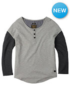 BURTON Womens Sage Longsleeve monument heather