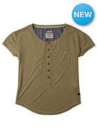 BURTON Womens Salvador S/S T-Shirt putty heather