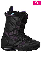 BURTON Womens Sapphire Boot 2011 black/black/plaid