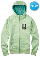 BURTON Womens Scoop Hooded Zip Sweat foam