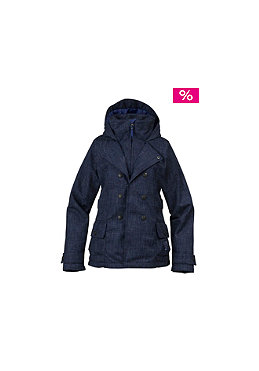 BURTON Womens Sophisticate Jacket royal pain