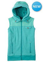 BURTON Womens Starr Vest lagoon heather