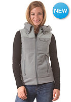 BURTON Womens Starr Vest monument heather