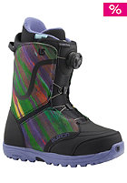 BURTON Womens Starstruck Boa Boot black/multi