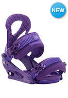 BURTON Womens Stiletto Binding purple