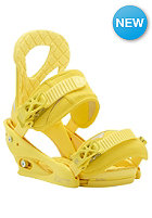 BURTON Womens Stiletto Binding yellow