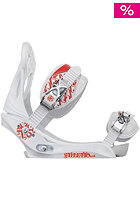 BURTON Womens Stiletto EST 2012 white