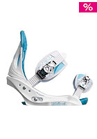 BURTON Womens Stiletto EST 2013 white/ blue