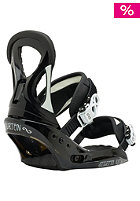 BURTON Womens Stiletto Est Binding black