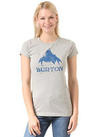 BURTON Womens STMPD Mountain gray heather
