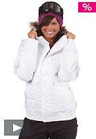 BURTON Womens Tabloid Jacket 2012 bright white