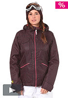 BURTON Womens Theory Jacket 2012 true black dot com 