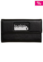 BURTON Womens Tri Fold Wallet 2011 true black