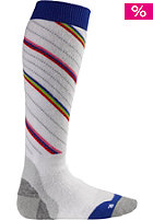 BURTON Womens Trillium Socks bright white