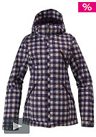 BURTON Womens TWC Man Eater Jacket 2011 toke grey plaid