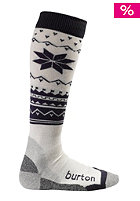 BURTON Womens Ultralight Wool 2013 Socks canvas