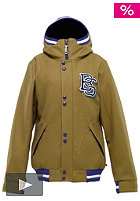 BURTON Womens Varsity Jacket 2012 defender