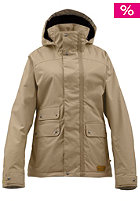 BURTON Womens WB Delirium Jacket cork